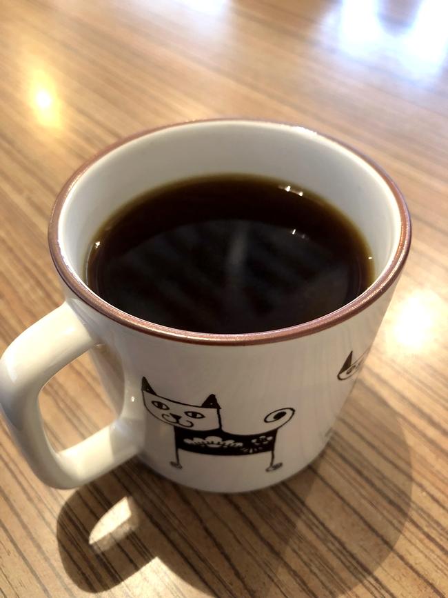 大阪コーヒー巡り 西宮「COFFEE HOUSE FIELD 」のコーヒー