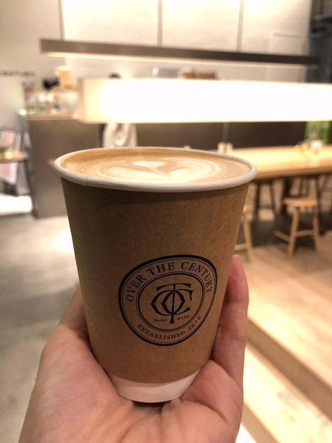 大阪コーヒー巡り オーバーザセンチュリー