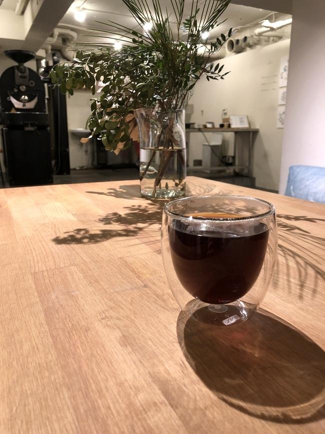 大阪コーヒー HOOP 店内2