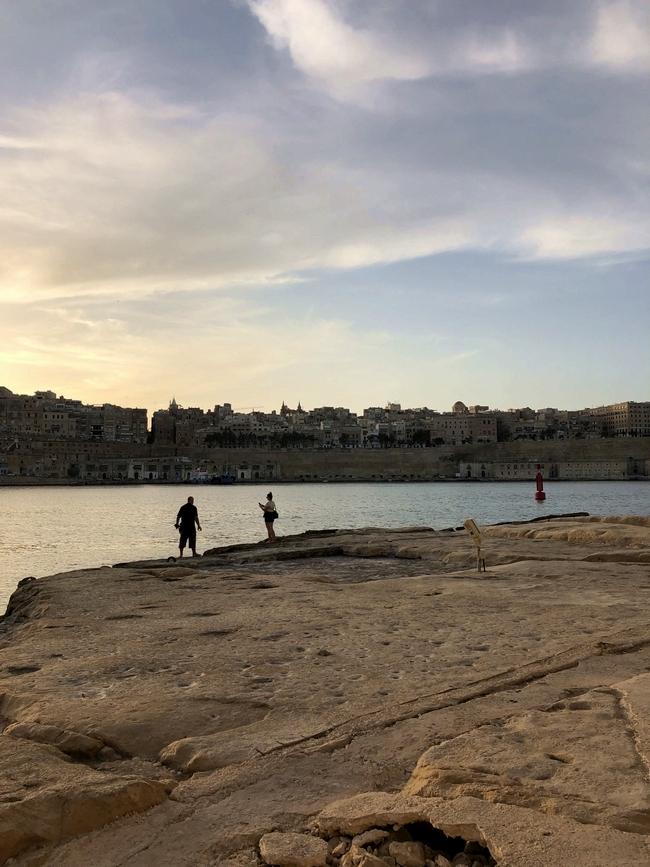 聖アンジェロ砦 Forti Sant' Anġlu のまわり5