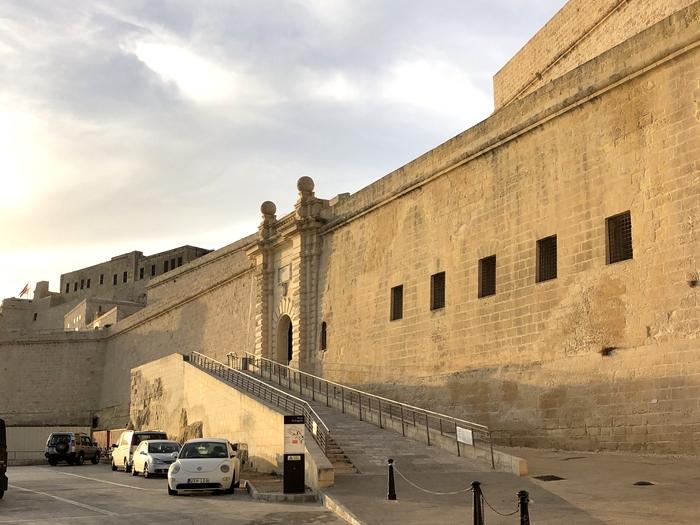 聖アンジェロ砦 Forti Sant' Anġlu
