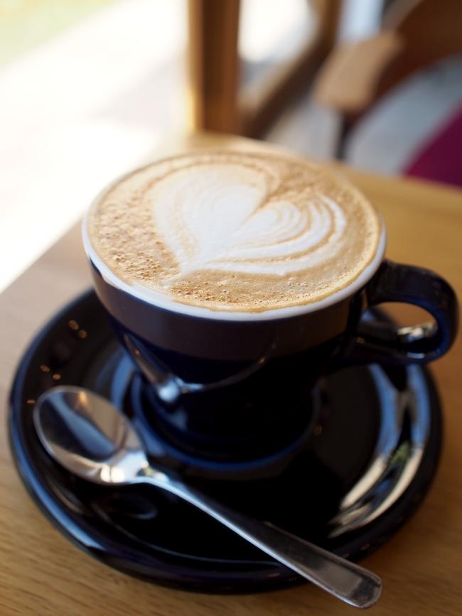オープンドアコーヒー カプチーノ