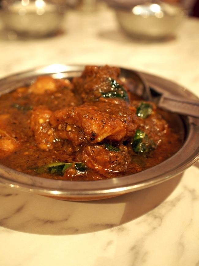 インド食堂タルカ コディ・ミラグ