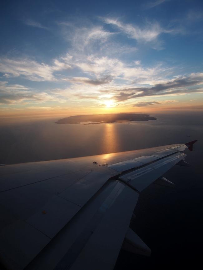 マルタ航空 フライト2