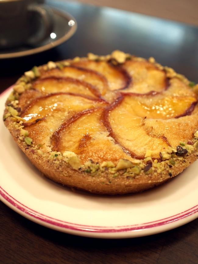 Manouche Seasonal Fruit Tarte Bourdoloue