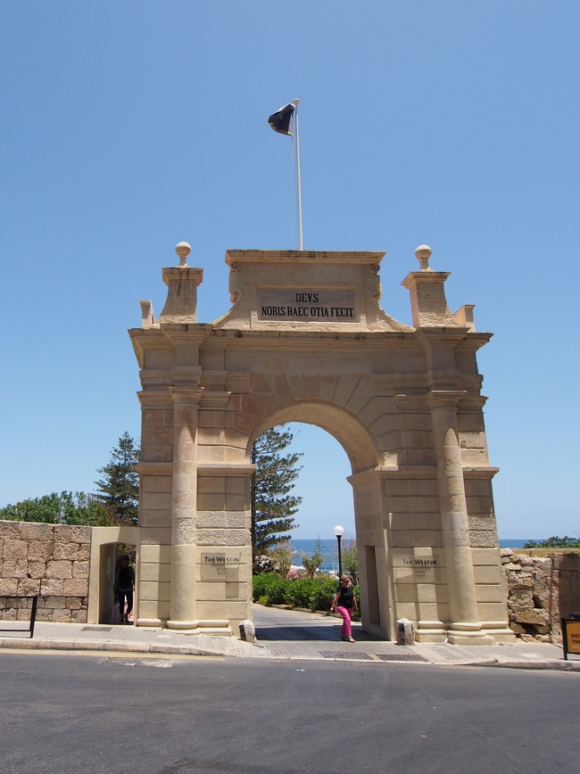 The Westin Dragonara Resort, Malta 門