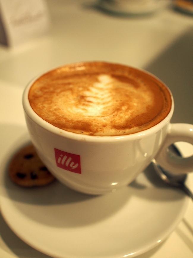 Waterbiscuit malta cappuccino