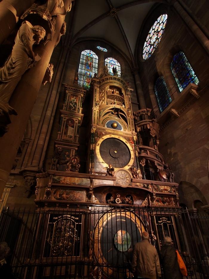 ストラスブール大聖堂 天文時計