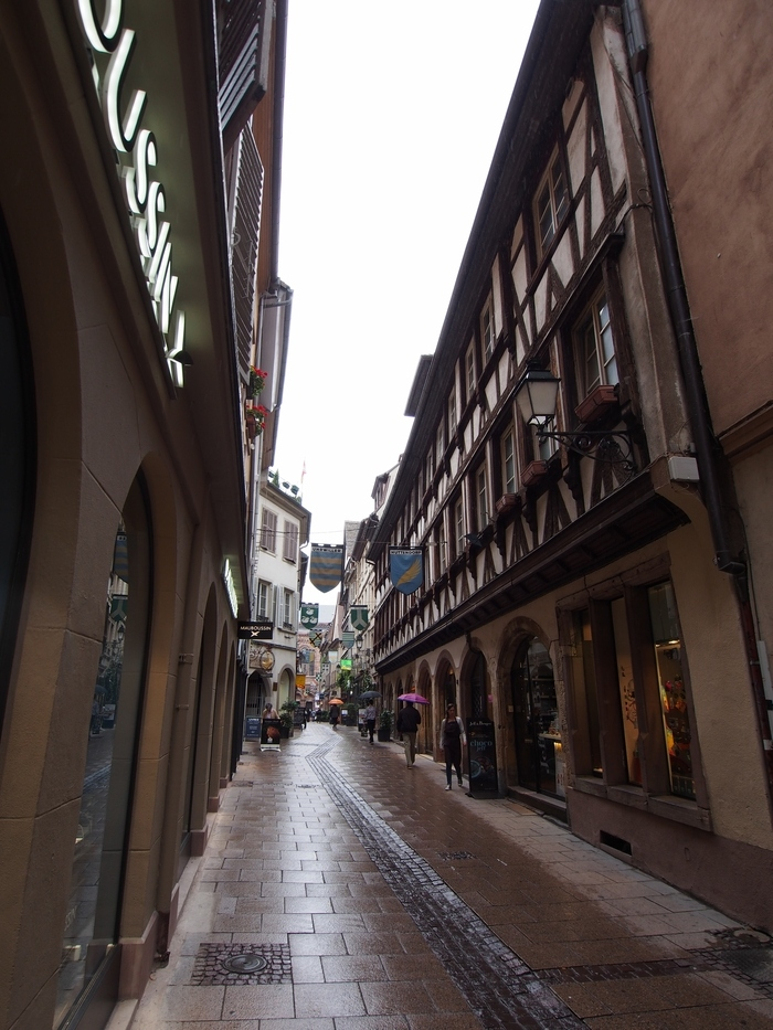 Rue des Orfèvres オルフェーブル通り