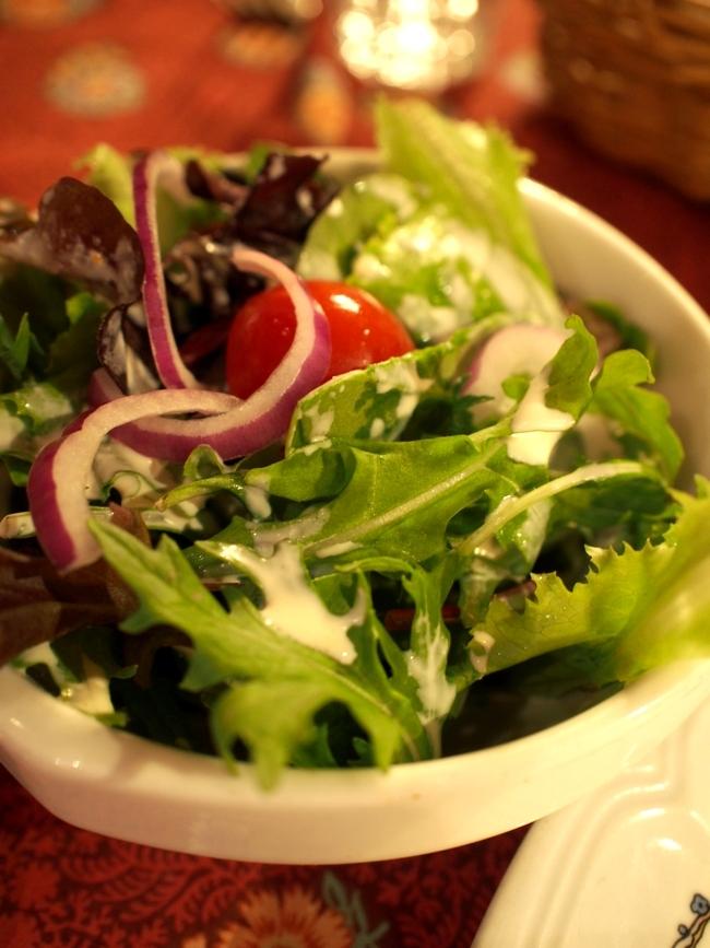 ル・クロウ Salade