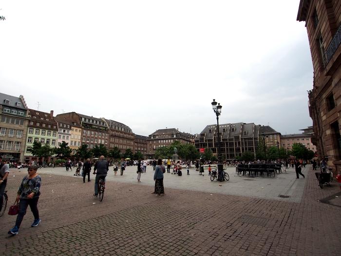 クレベール広場(Place Kléber)