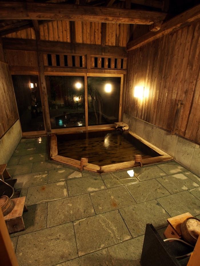 三水館 風呂