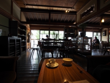 yushi cafe 店内2
