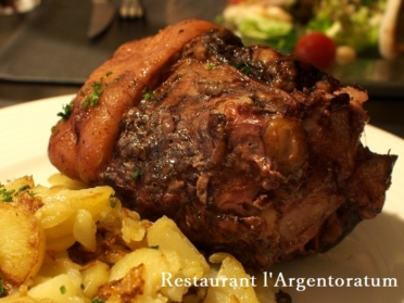 Restaurant l'Argentoratum アイキャッチ
