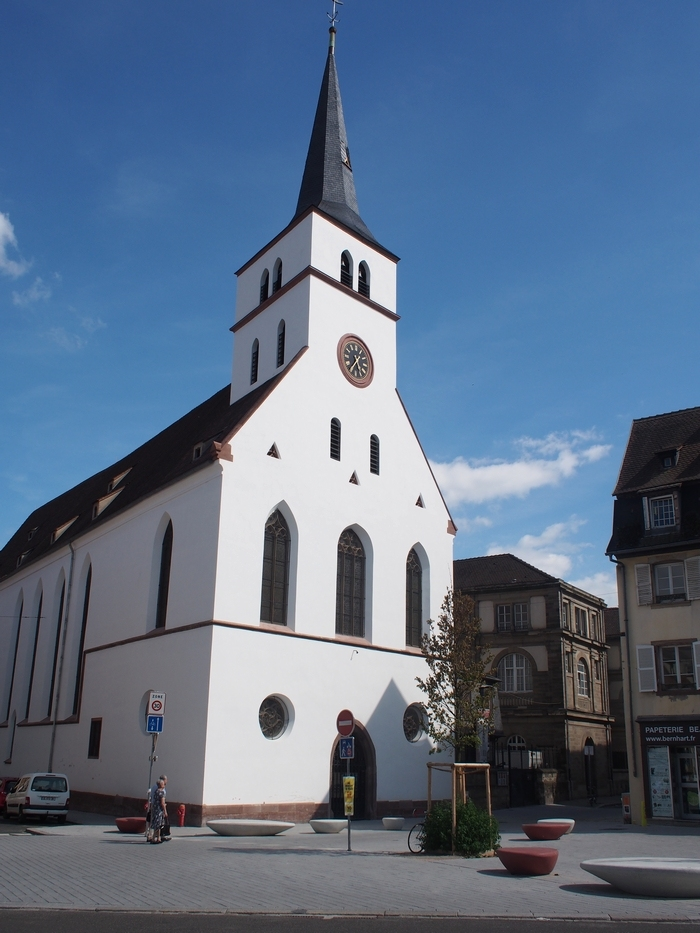 Église Saint-Guillaume de Strasbourg