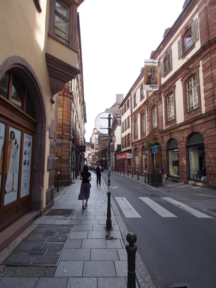 Rue des Serruriers セリュリエ通り