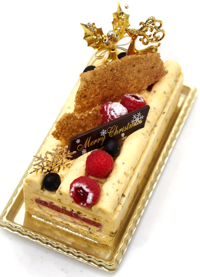 クリスマスケーキ パティスリーアヴァロン ファンテジー