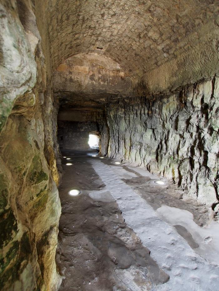 ボックの要塞 その5 内部通路
