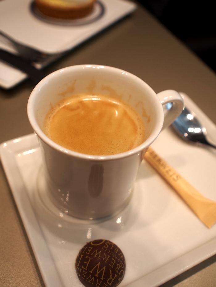 オーバーバイス Coffee
