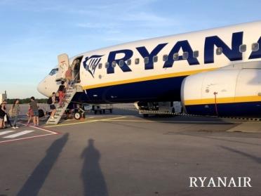 Ryanair アイキャッチ