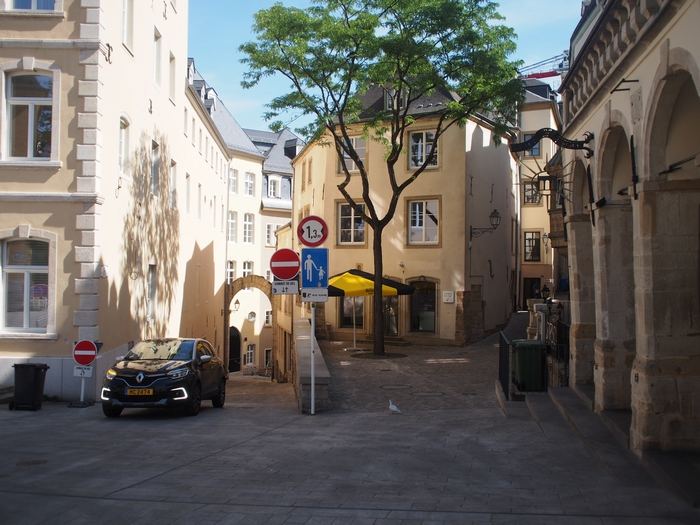 Rue Large,Luxembourg