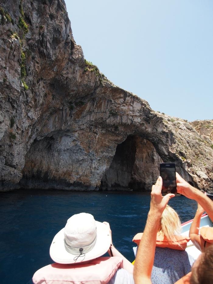 Blue Grotto メインのポイント?