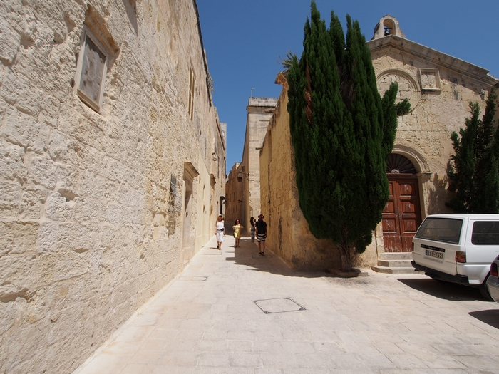 Mdina St. Peter in Chains