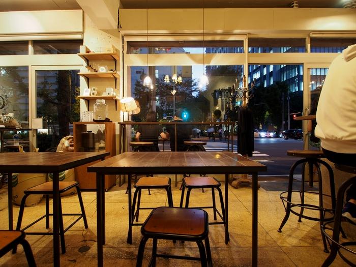 グリッチコーヒー 店内3