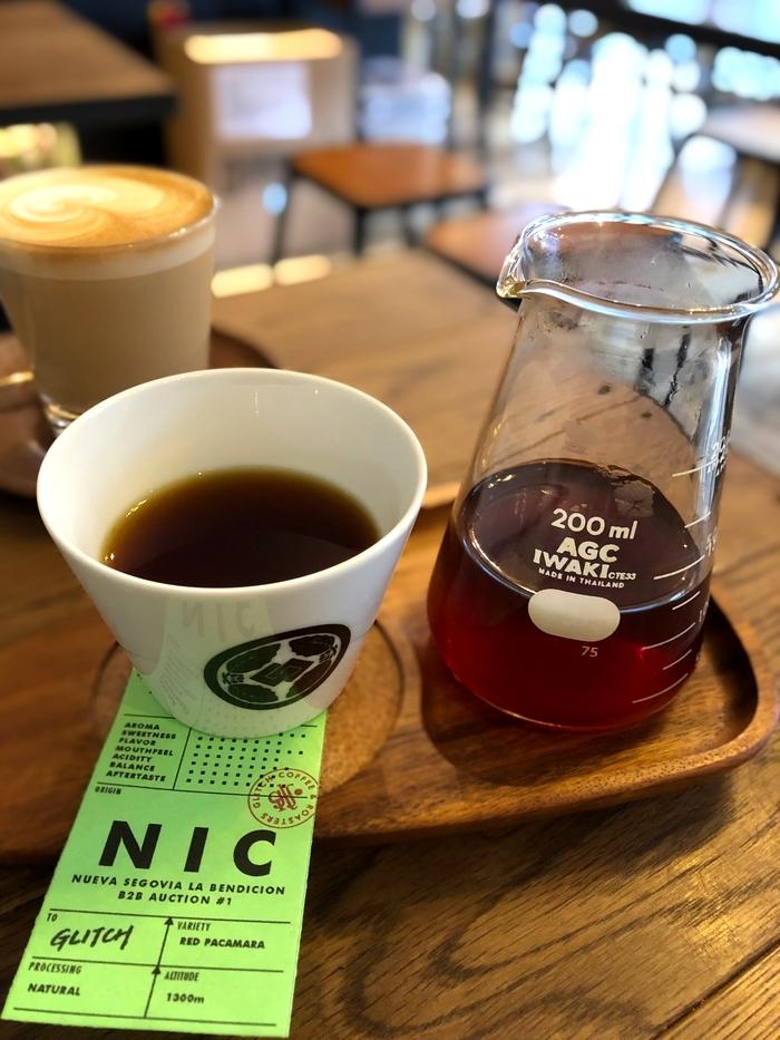 Glitch Coffee ニカラグア