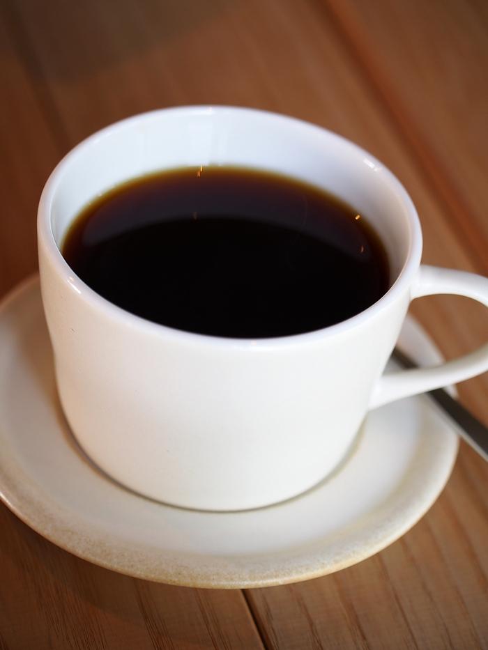 喫茶室山脈の3合目浅煎り珈琲