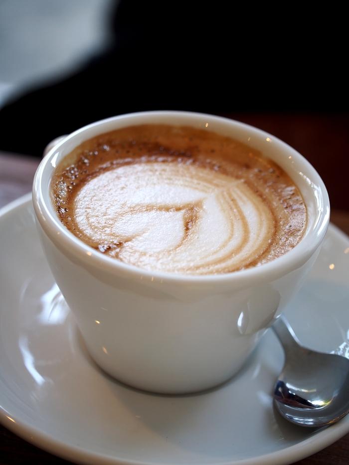 シェルパコーヒー カプチーノ