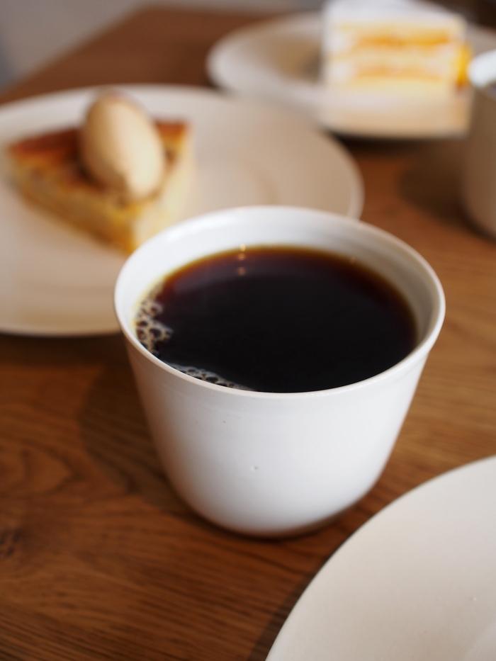 「haru.coffee&cakes」 コーヒー