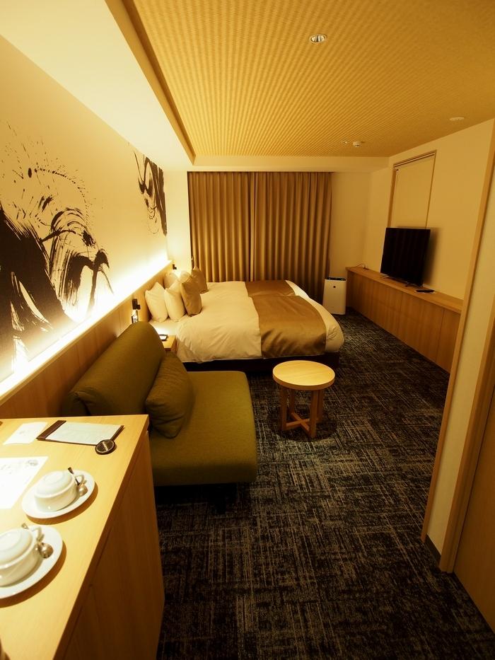 ホテル椛京都三条 部屋