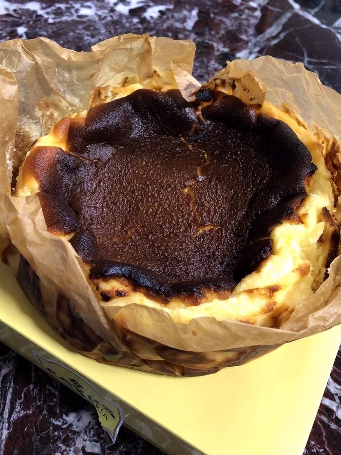 ゴシュア バスクチーズケーキ