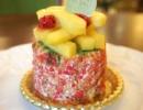 軽井沢エレガンス ホテルのパティスリー イルプルのお菓子